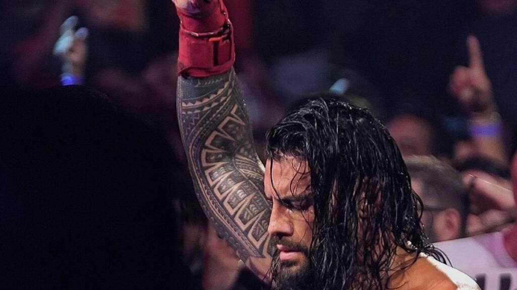 Roman Reigns nueva camiseta WWE 2021